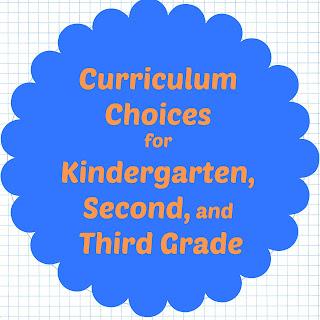 Favorite Homeschool Curriculum Picks for Busy Kindergarten, Second, and Third Grade Kids