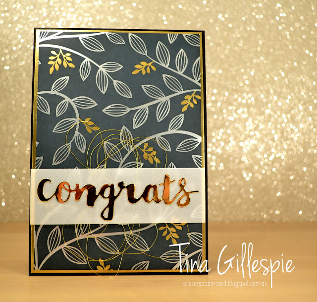scissorspapercard, Stampin' Up!, Springtime Foils SDSP, Sunshine Wishes Thinlits, Beautiful Bouquet, Cookie Cutter Punch