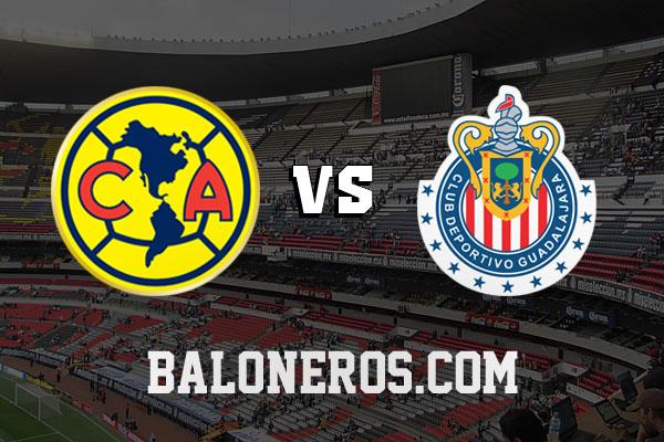 América vs Chivas Guadalajara 2016