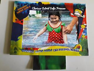 Clarissa Astrid Sofia Friezcen di Wonders Water World CBD Polonia