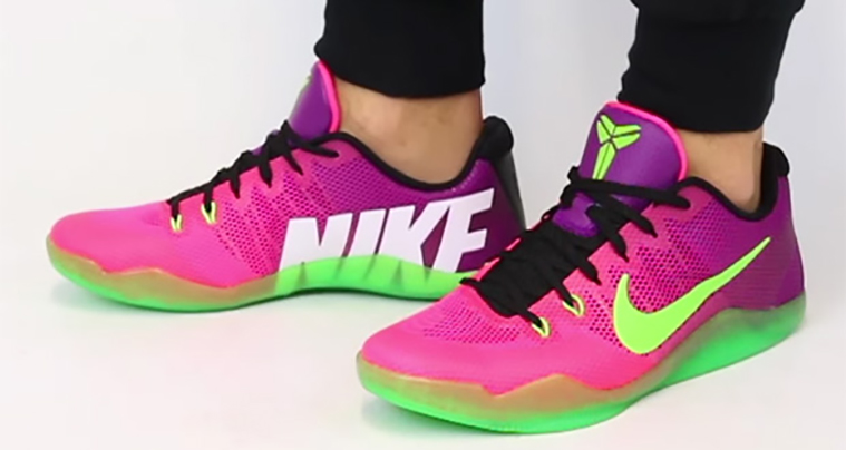 premium selection 7192c 28031 Those who were fond of the crazy colorway of the Mambacurial can celebrate  once again because the infamous colorway will be returning on the Kobe 11.
