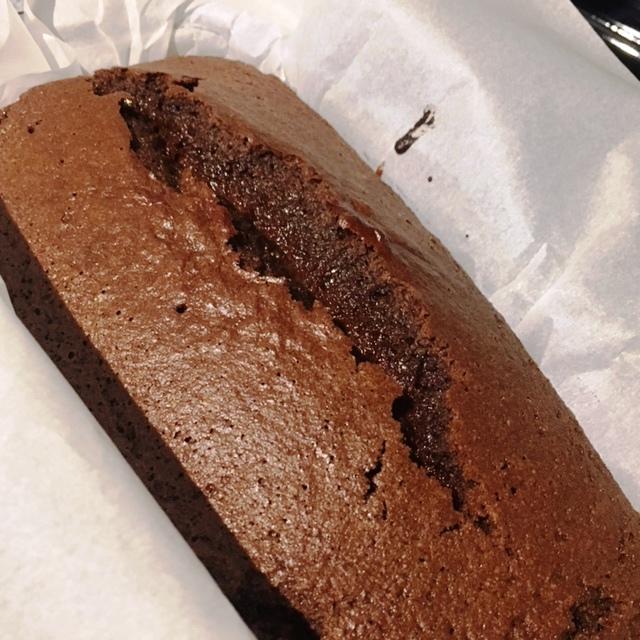 Food And Wine Chocolate Cinnamon And Almond Loaf Cake