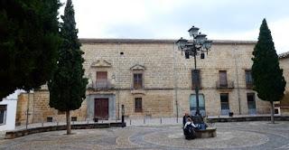 Úbeda, Palacio Anguís-Medinilla.
