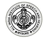 AIISH Mysore Recruitment 2017
