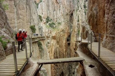 Turismo Málaga, Caminito del Rey