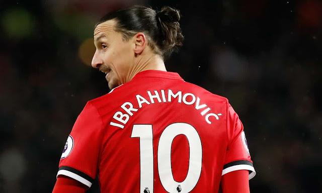 Mourinho ráo riết lên phương án thay thế Ibrahimovich