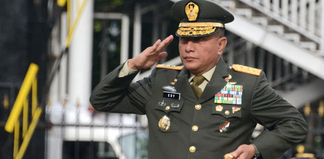 Panglima TNI Hadang Letjen Edy Maju Di Pilkada Sumut?