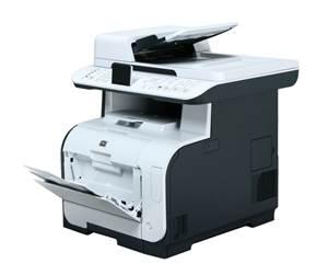 HP LaserJet CM2320fxi MFP