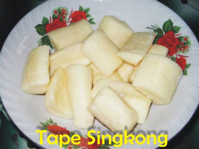 Manfaat Tape Singkong Untuk Ambeien