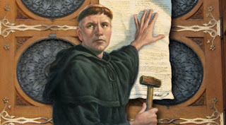 500 Years Later and Martin Luther Is Reforming the Church Again on the Meaning of Life and Death