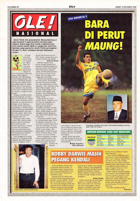 BERITA PERSIB BANDUNG LIGA INDONESIA V