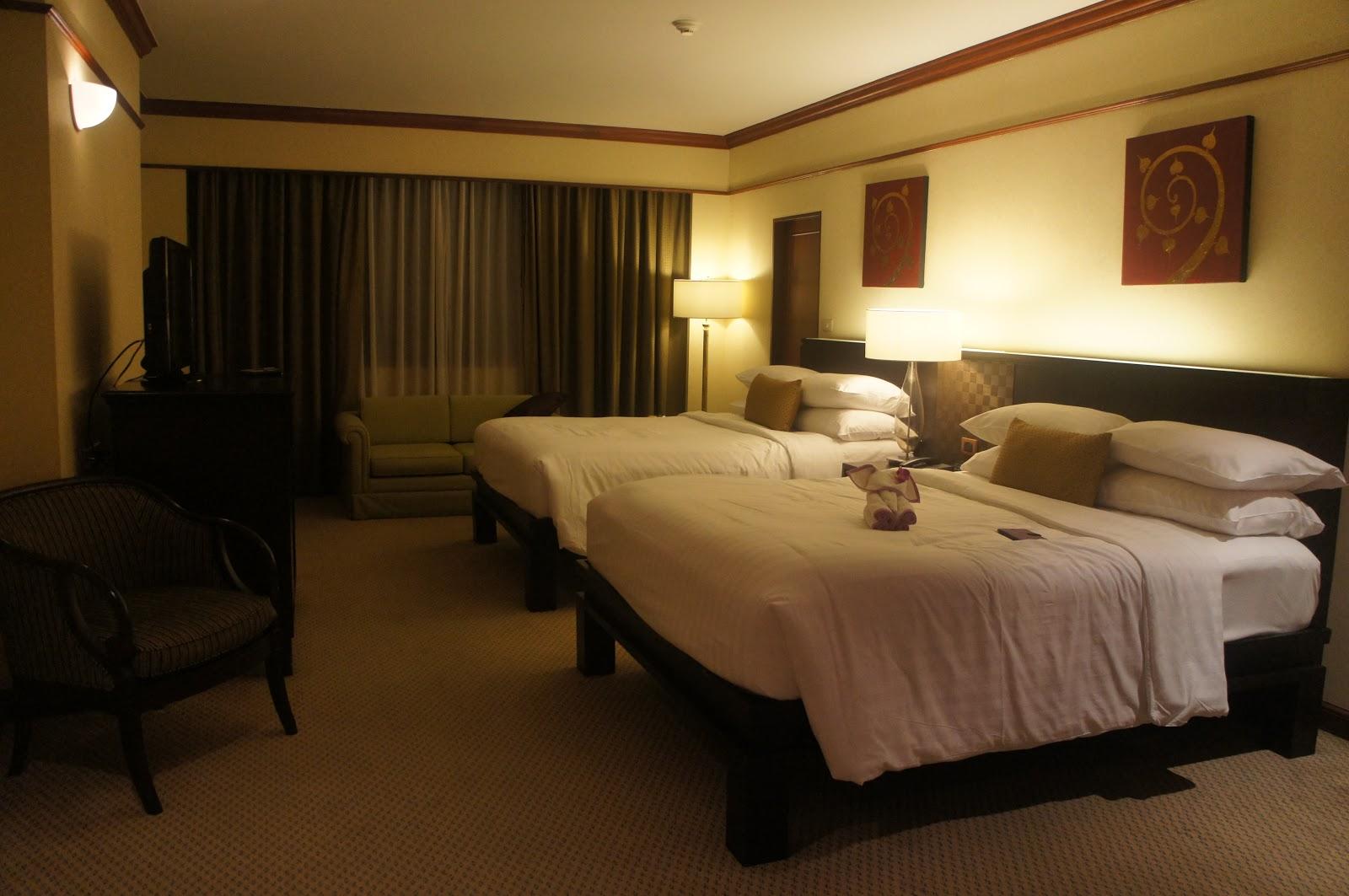The Sukosol Hotel Bangkok: Where to Stay in Bangkok, Thailand