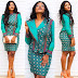 Stylish And Beautiful Ankara Style Short Skirt And Top