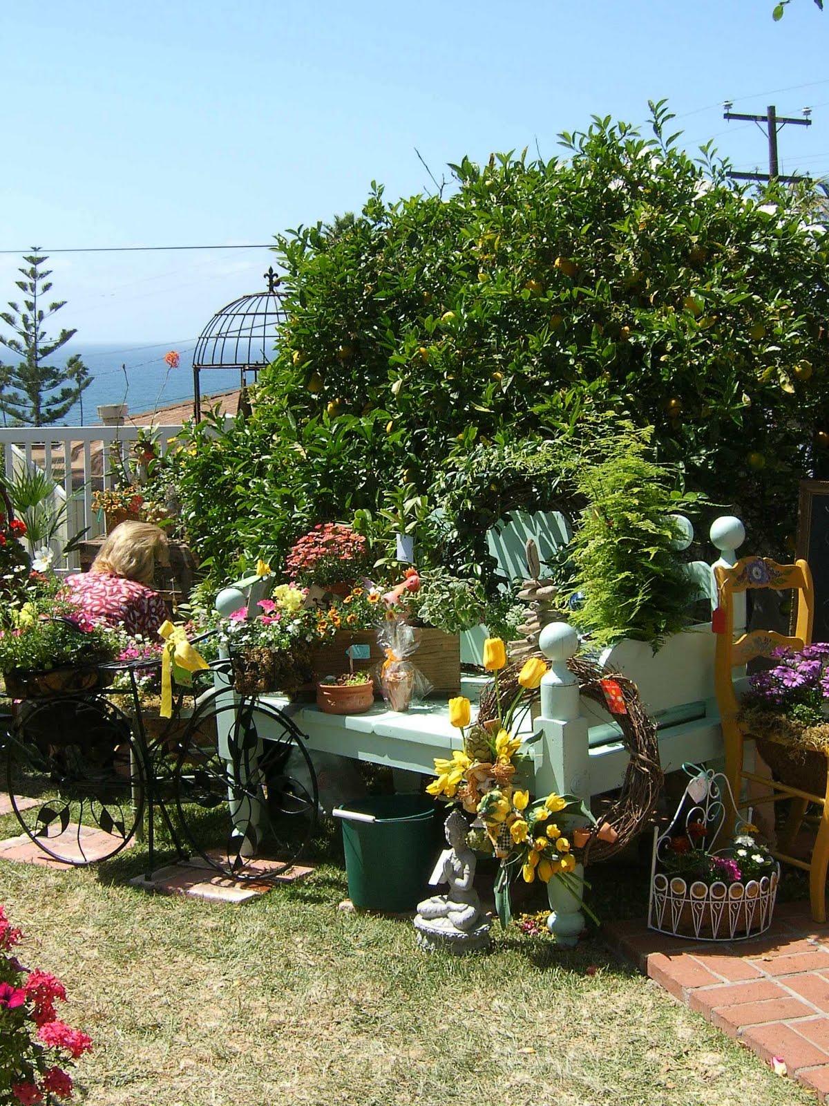 Mammabellarte : The Point Loma Garden Walk