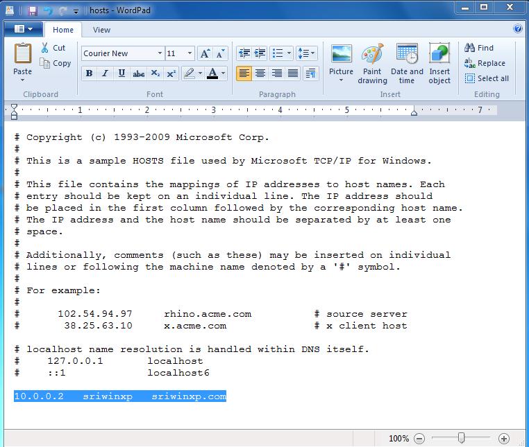 OBIEE2go: OBIEE 11g6 : Configuring BI Scheduler for iBots on Windows