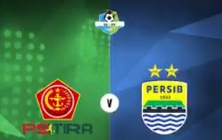 Susunan Pemain PS Tira vs Persib Bandung