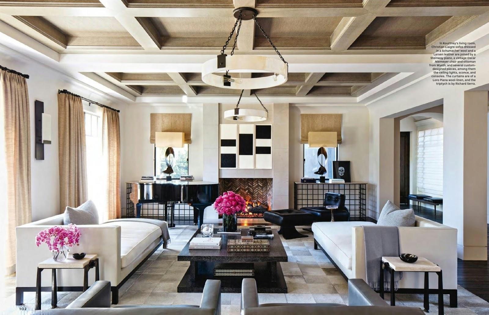 Home Living: Living like Kourtney and Khloe Kardashian ...
