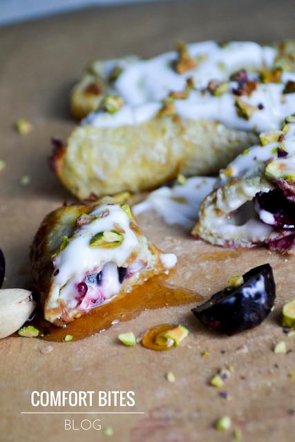 Cherry Pistachio Rollups - paleo, vegan, dairy free, gluten free, primal
