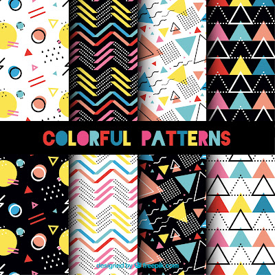 Kumpulan Pattern keren Gratis dari Freepik Kumpulan Pattern keren Gratis dari Freepik.com