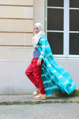 Dian Pelangi mahasiswi hijab jilbab dan manis  untuk remaja
