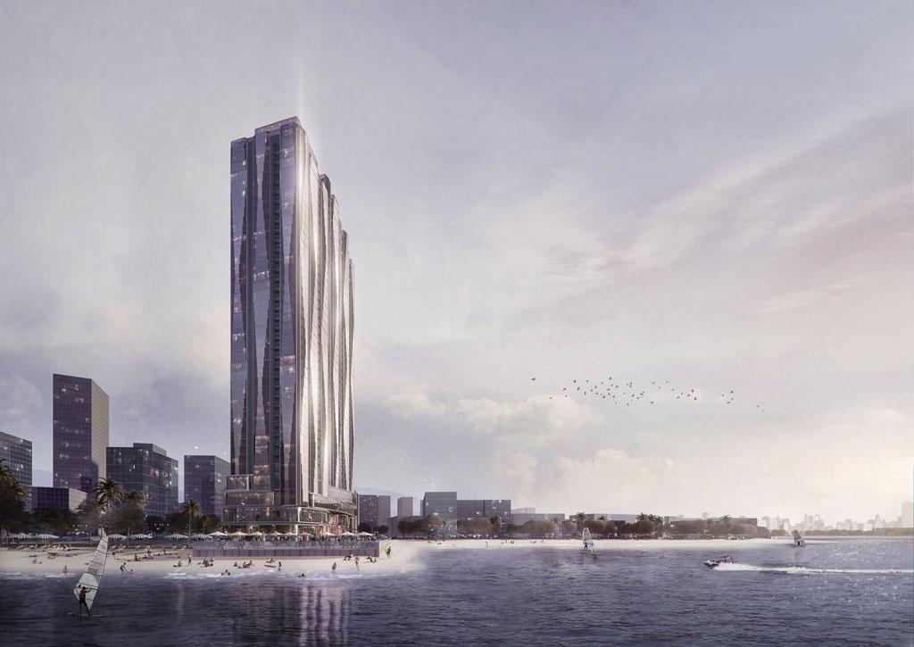 Dự án căn hộ khách sạn cao cấp A La Carte Hạ Long Bay