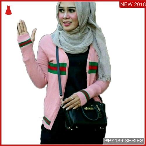 HPY186C76 Cardi Gabby Anak Roundhand Murah BMGShop