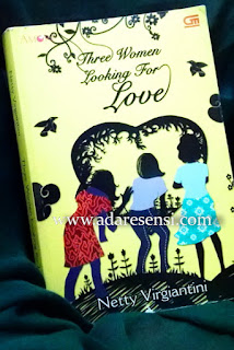 resensi novel three woman looking for love