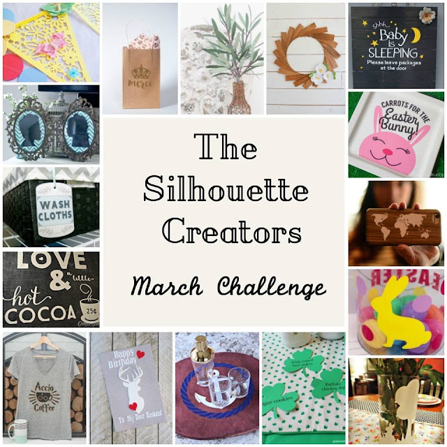 silhouette creations from The Silhouette Creators