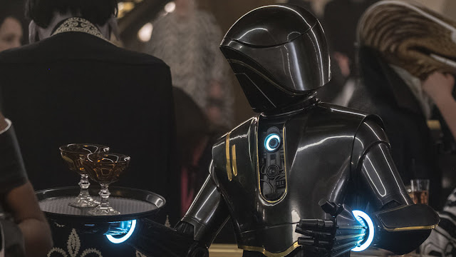 SE8 WAITER DROID from Star Wars