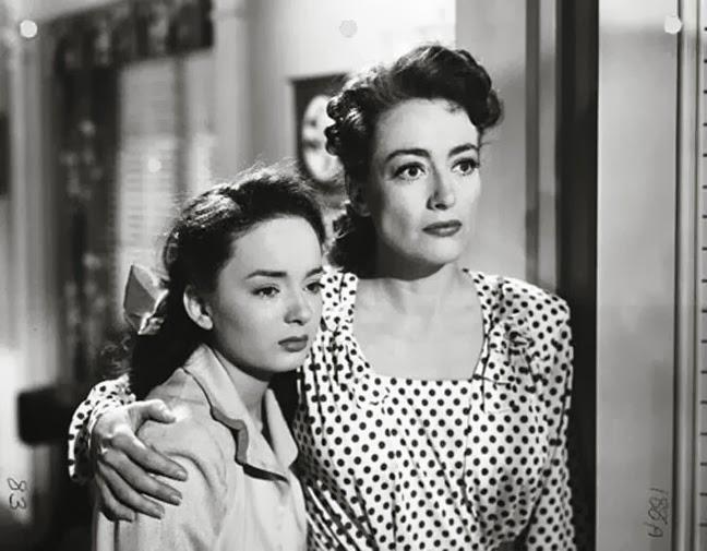 The Style Essentials--Joan Crawford Works Hard in 1945's Film Noir
