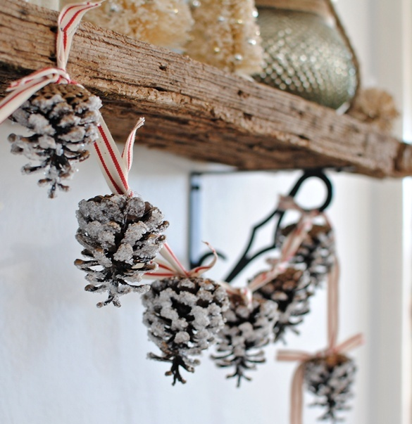 Simply%2BMagical%2BDIY%2BPinecones%2BIdeas%2B%25289%2529 30 Simply Magical DIY Pinecones Ideas Interior