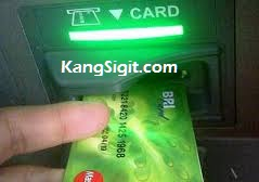 How to Transfer Money in the Bank BRI ATM