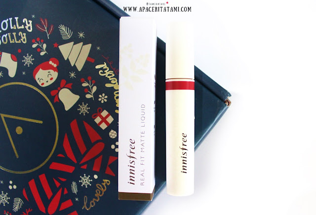Unboxing Althea Korea-Innisfree Real Fit Matte Liquid