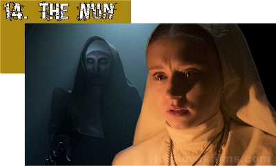 The Nun 2018 horror movie