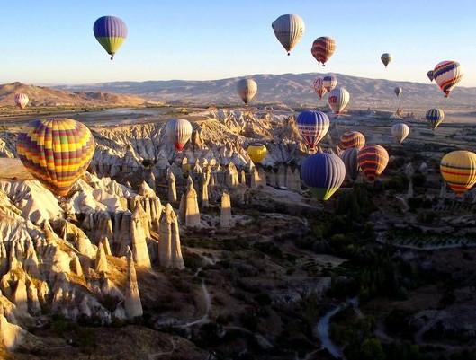 Cappadocia Tour: Cappadocia Baloon Tour
