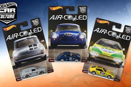 Hot Wheels Car Culture 2017 Mix 2 : Air Cooled