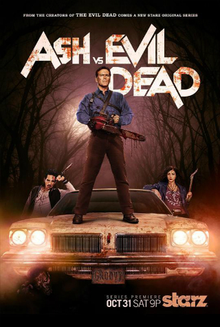 Ash vs Evil Dead [Season 1] [2015] [DVD9] [NTSC] [Latino]