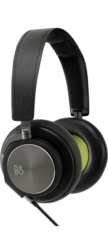 B&O PLAY by Bang & Olufsen H6 Black Over-Ear Headphones Black