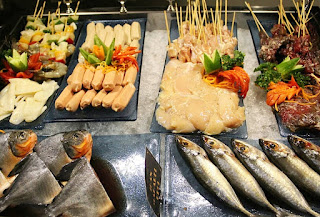 Pilihan Menu Barbeque All You Can Eat di Hotel Savoy Homann