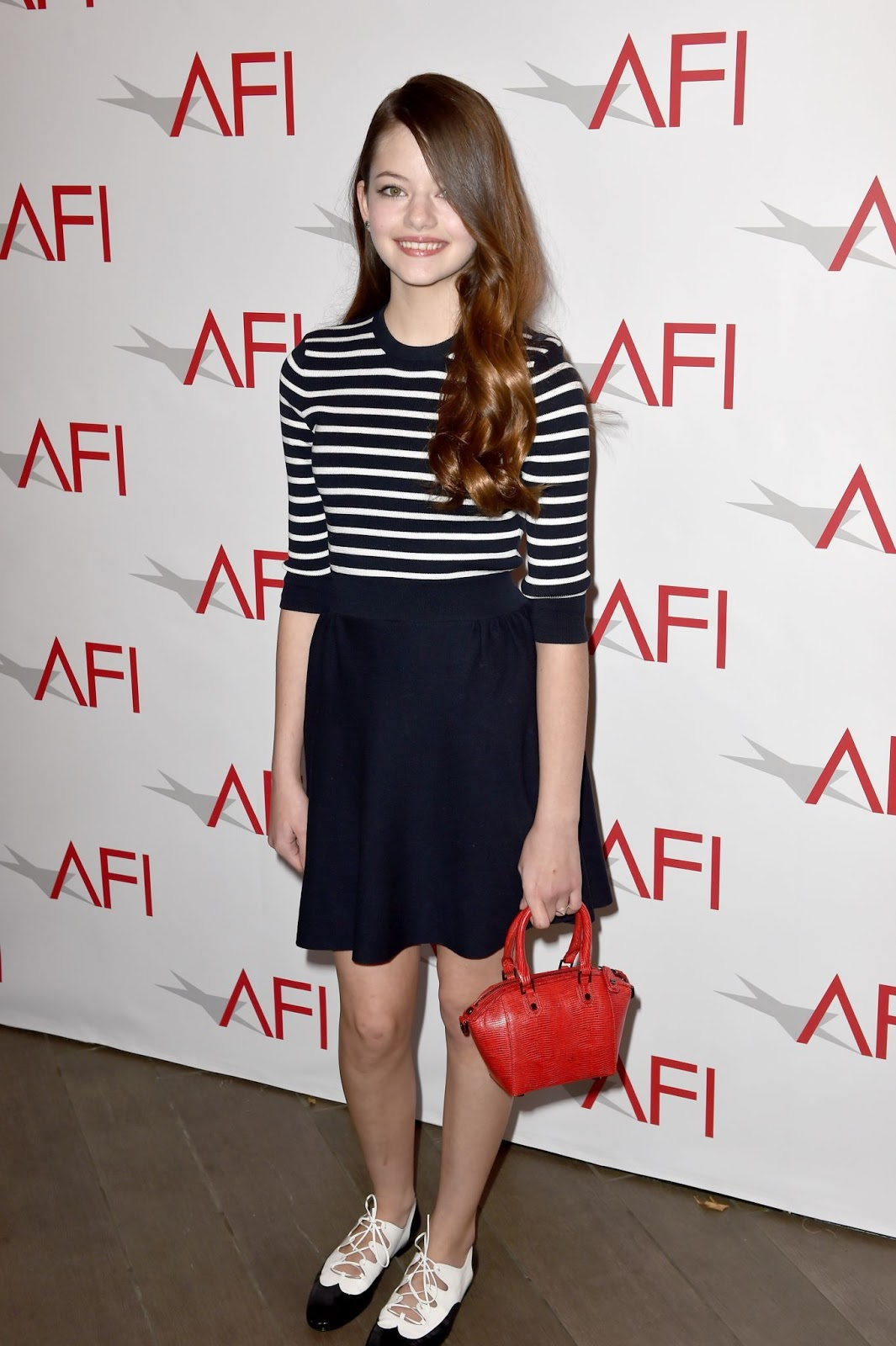 Mackenzie Foy attend 15th Annual AFI Awards