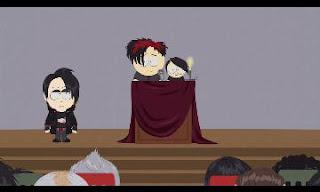 South Park Episodio 17x04 Niños Góticos 3: El Amanecer de los Falsos