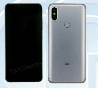 Xiaomi Redmi S2 TENAA