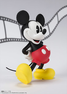Figuarts ZERO Mickey Mouse - Tamashii Nations