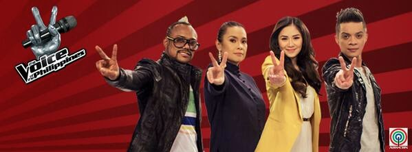 The Coaches of the second season of the country's highly-anticipated show