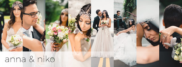 Awesome Elopement Wedding Collection For Anna and Niko