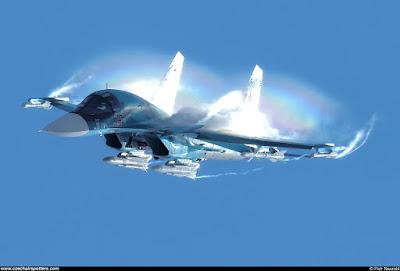Su-34 Fullback Rusian