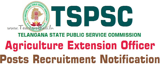 TSPSC,AEO,Agricultural Extension Officers