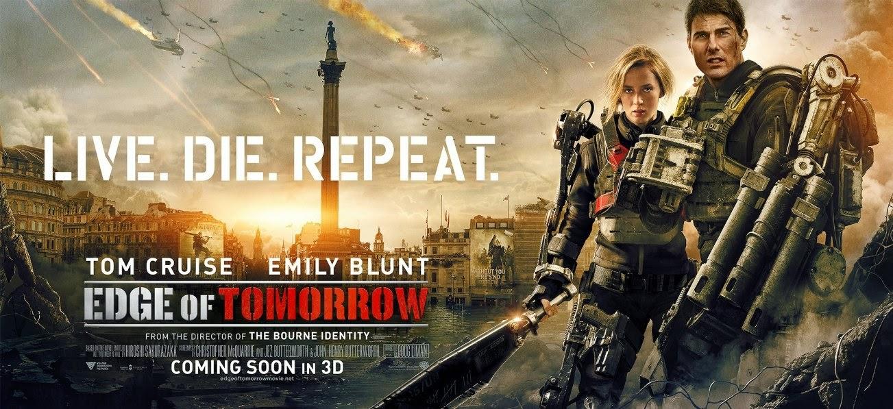Ulasan Dan Sinopsis Film Edge Of Tomorrow 2014