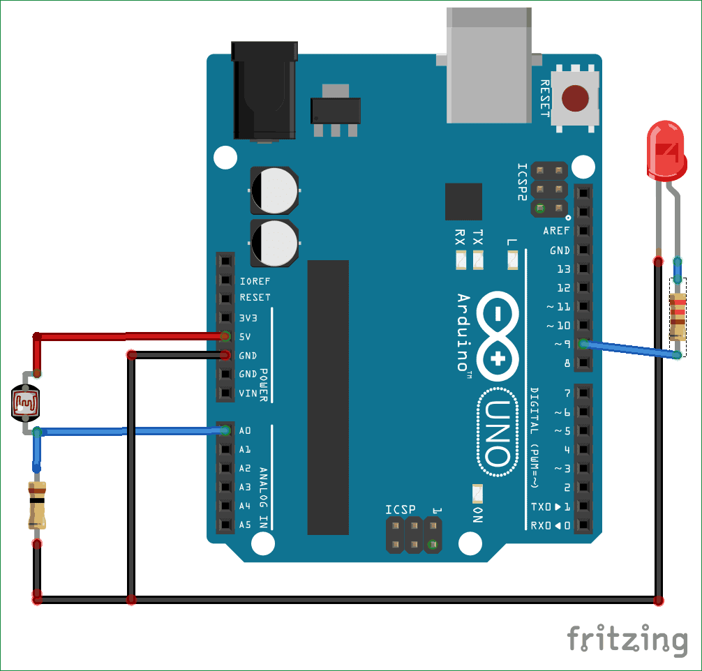 Blinker Using Arduino And Ne555 Timer Ic Build Circuit