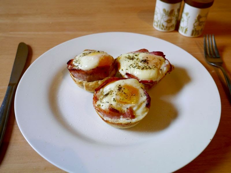 Lazy Eggs Cups